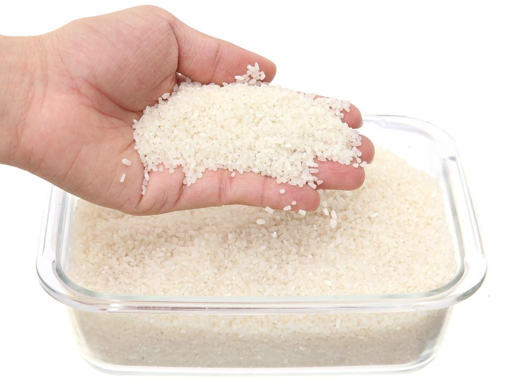 Gạo tấm thơm PMT túi 2kg 9