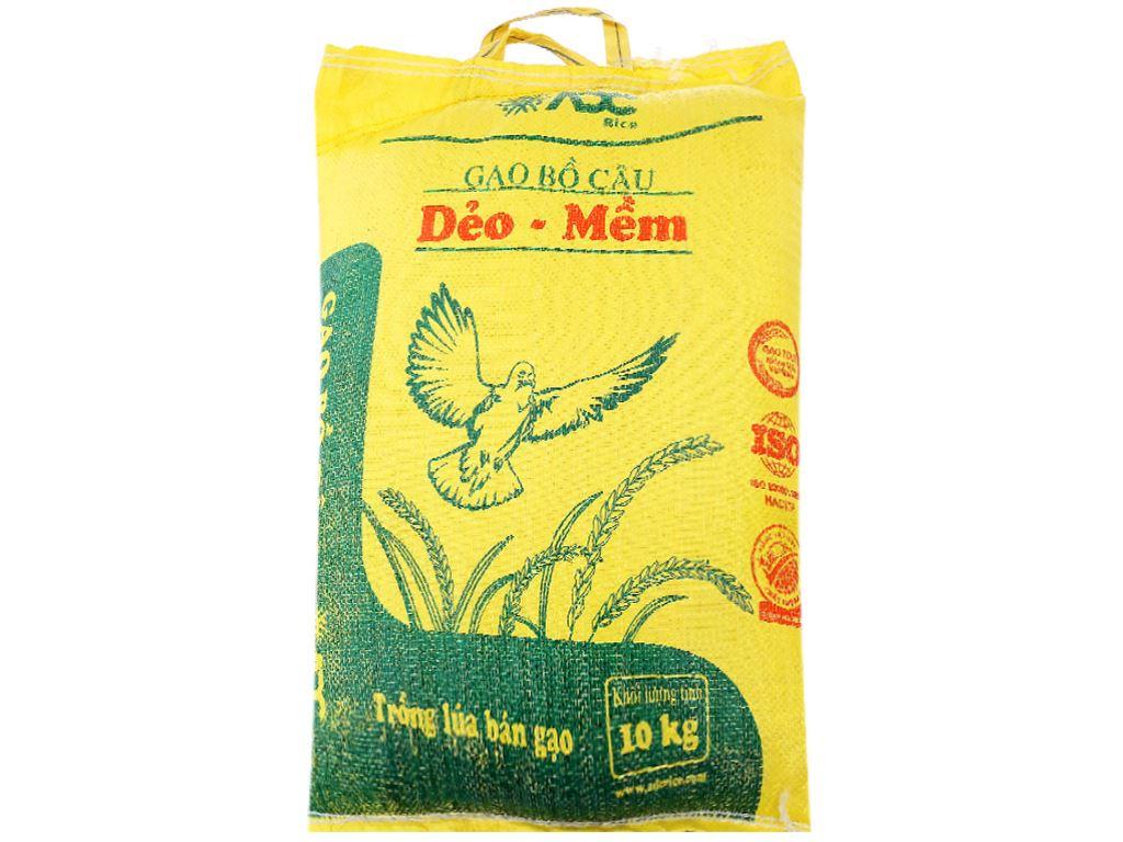 Gạo bồ câu ADC Bồ Câu túi 10kg 2