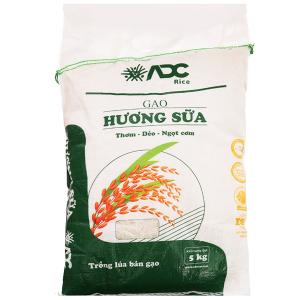 Gạo hương sữa ADC túi 5kg