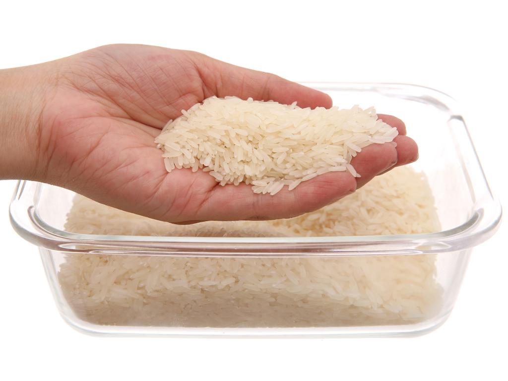 Gạo thơm Vua Gạo Phù Sa túi 5kg 4