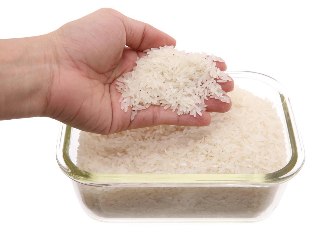 Gạo thơm Vua Gạo Làng Ta túi 2kg 3