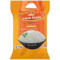 Gạo thơm Vua Gạo phù sa 2kg