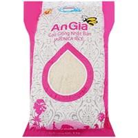 Gạo Angia giống Nhật Bản túi 5kg