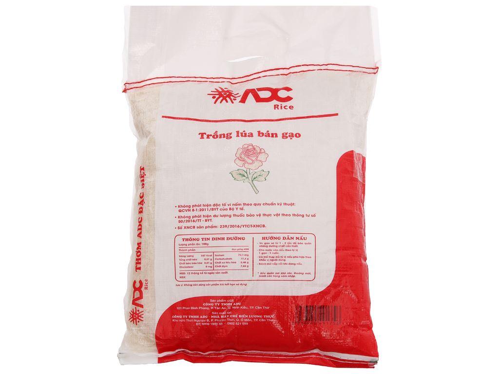 Gạo thơm đặc biệt ADC túi 5kg 3