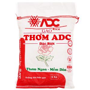 Gạo thơm đặc biệt ADC túi 5kg