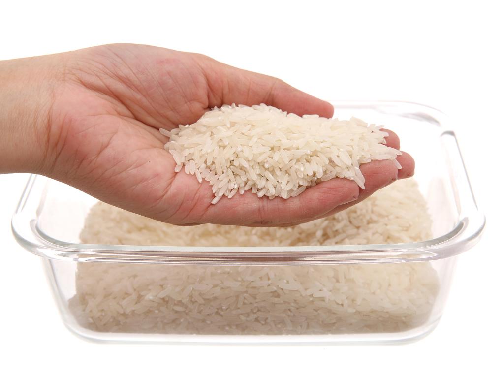 Gạo thơm Vua Gạo Hương Việt túi 5kg 3