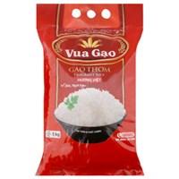 Gạo thơm Vua Gạo Hương Việt 5kg