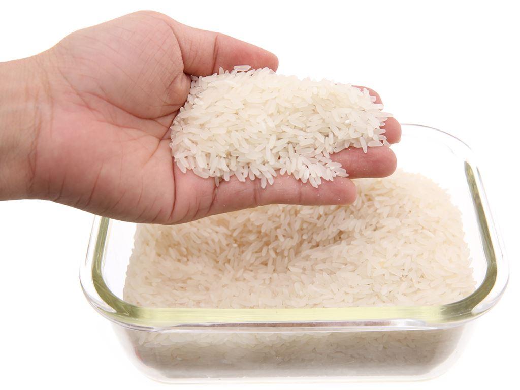 Gạo thơm hương lài Vua Gạo túi 2kg 3