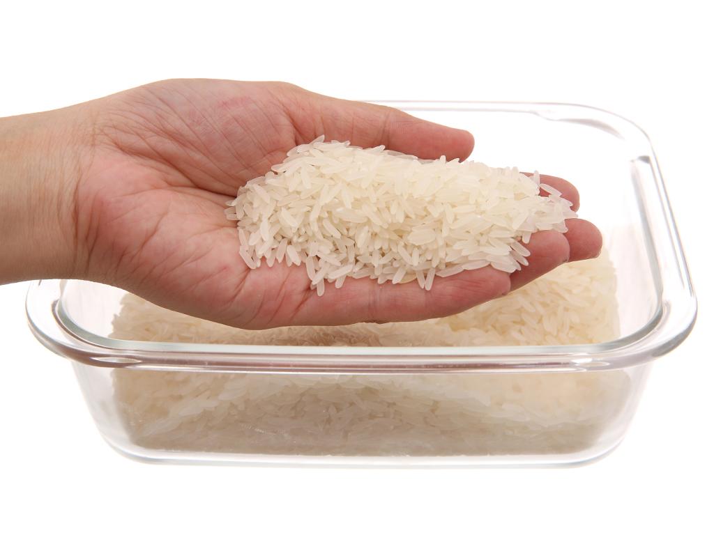 Gạo thơm Vua Gạo Đậm Đà túi 5kg 3