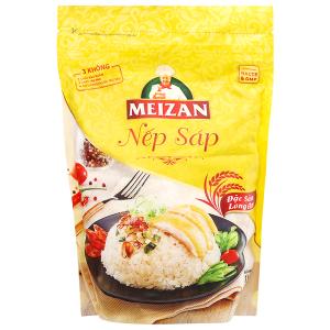 Nếp sáp Meizan Long An túi 1kg