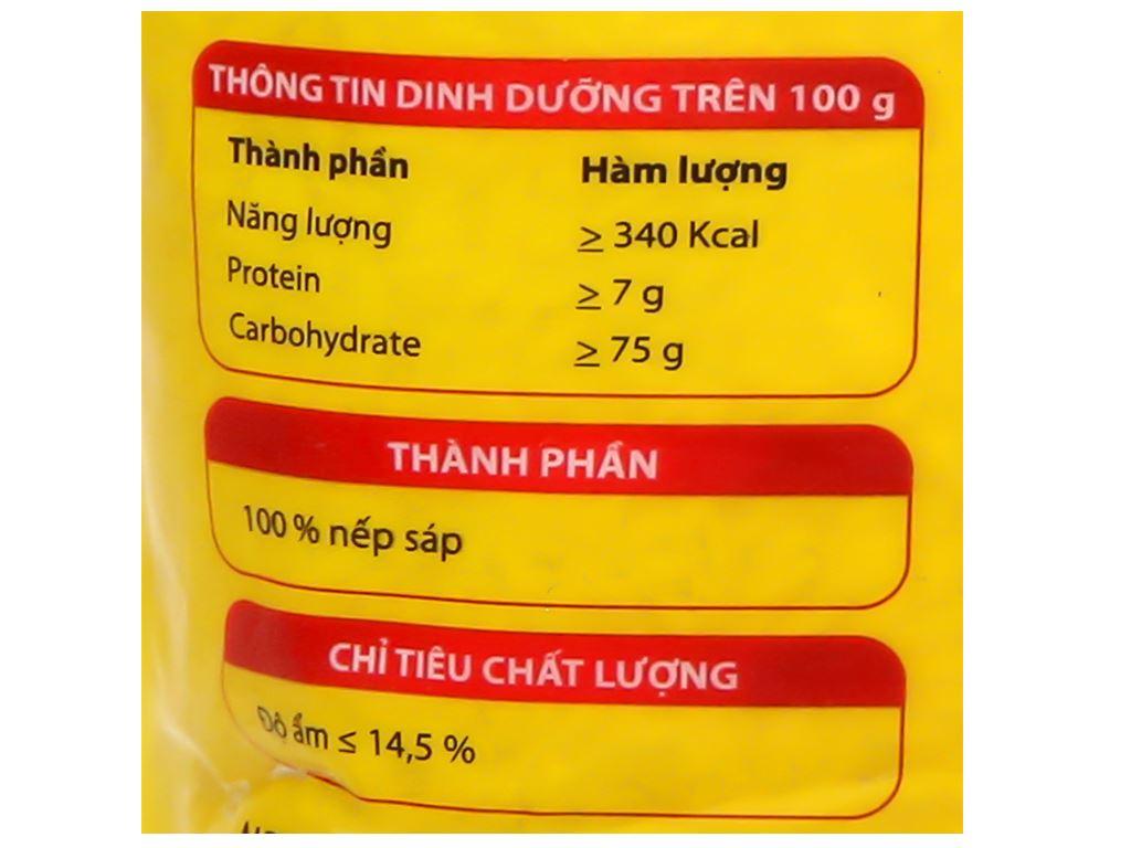 Nếp sáp Meizan Long An túi 1kg 7