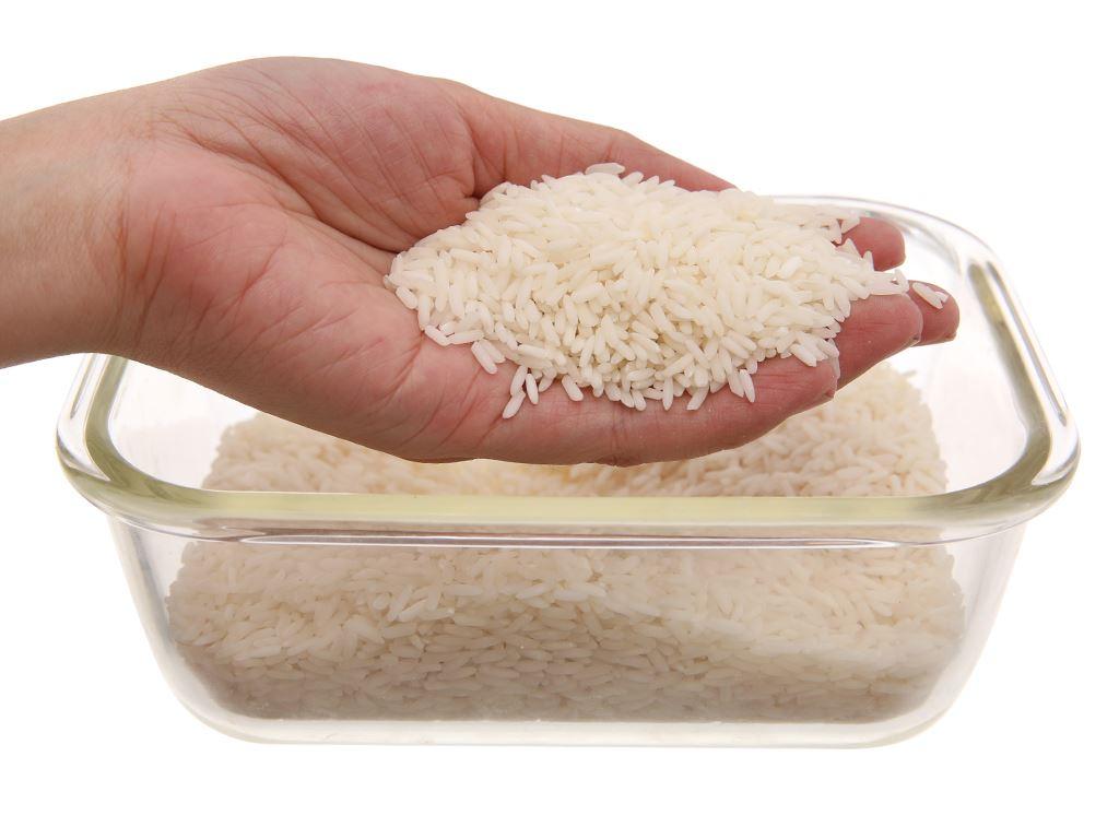 Gạo còn cám Vinh Hiển Khổng Tước Nguyên túi 5kg 3