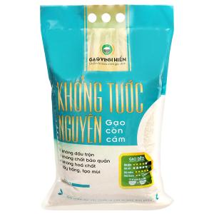 Gạo Vinh Hiển Khổng Tước Nguyên túi 5kg