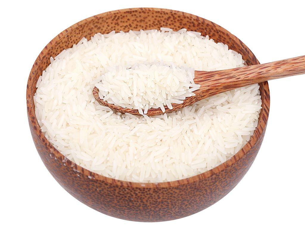 Gạo Cỏ May Long Châu 66 hút chân không túi 5kg 11