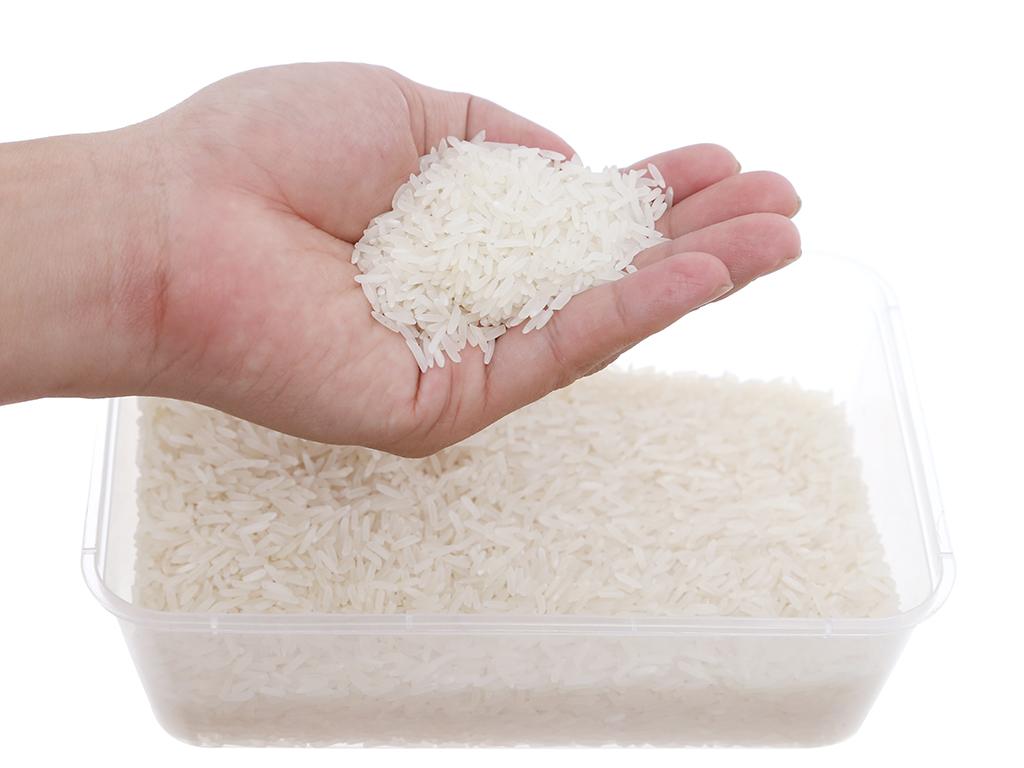 Gạo Cỏ May Hương Sen túi 5kg 3