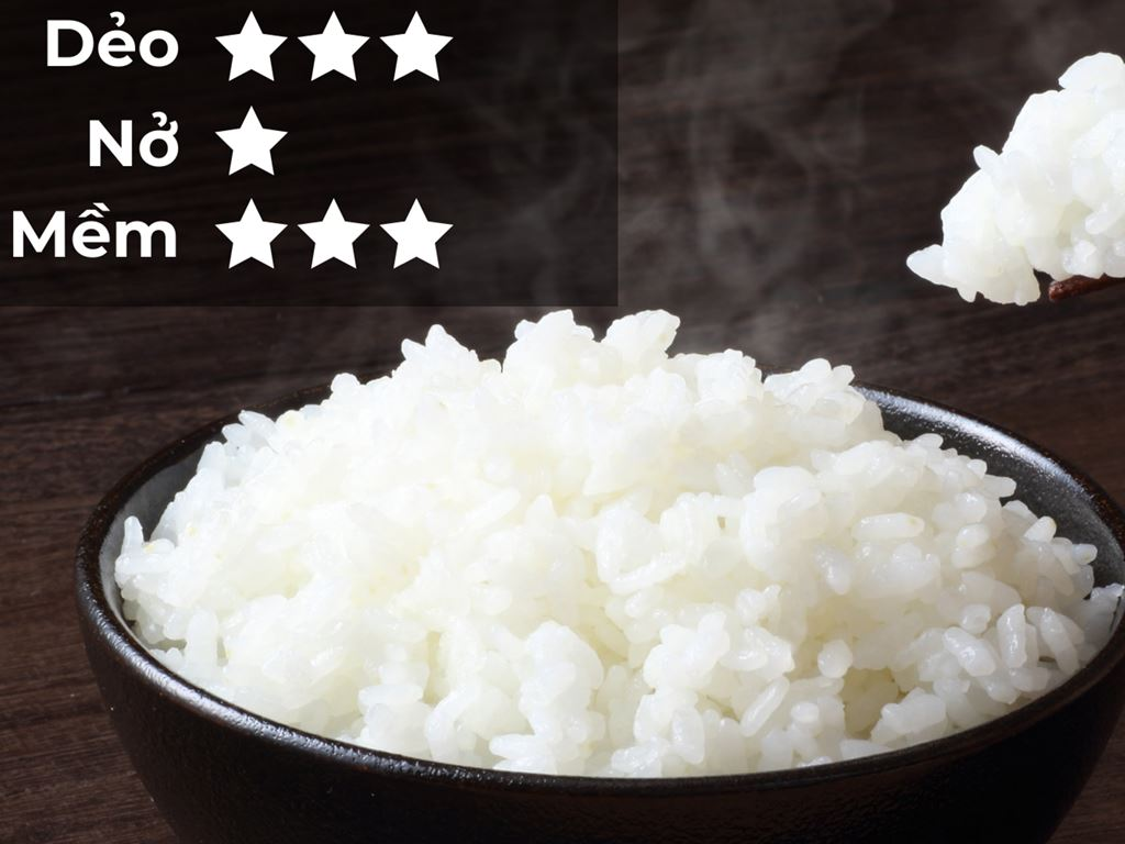 Gạo Cỏ May túi 5kg 5