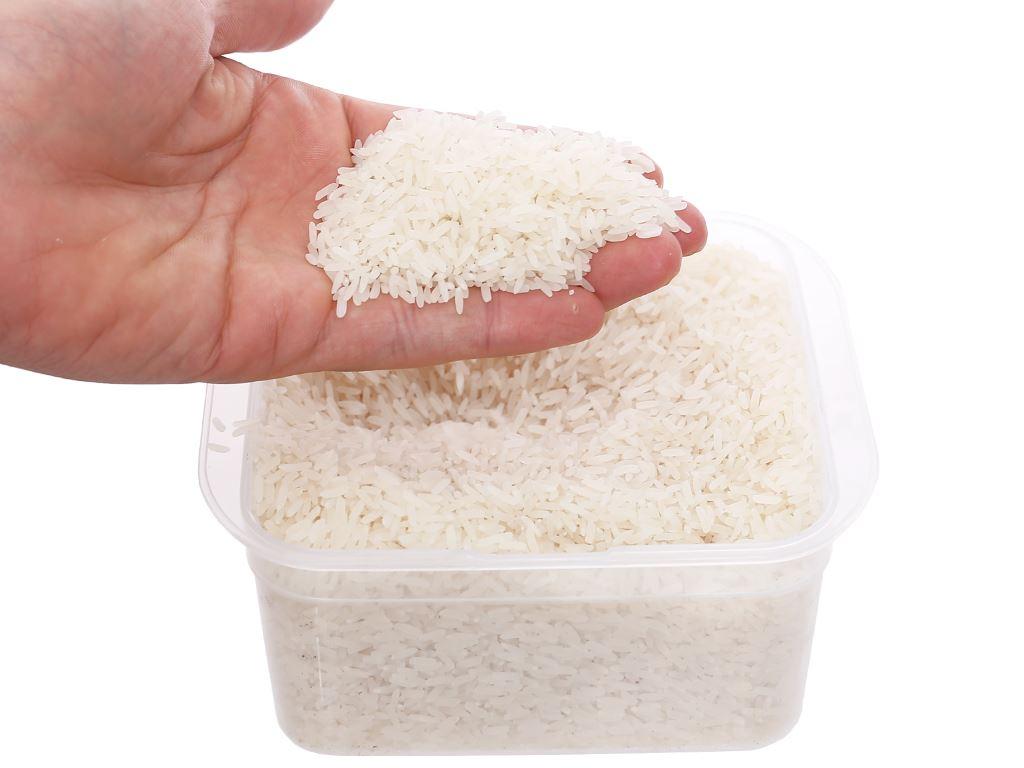 Gạo còn cám Vinh Hiển Lài Long Phụng túi 5kg 3