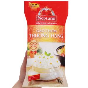 Gạo thơm thượng hạng Neptune túi 1kg
