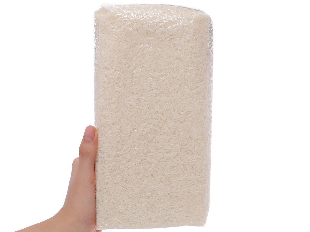 Gạo hữu cơ Hoa Nắng Vàng lúa chín hộp 2kg 4