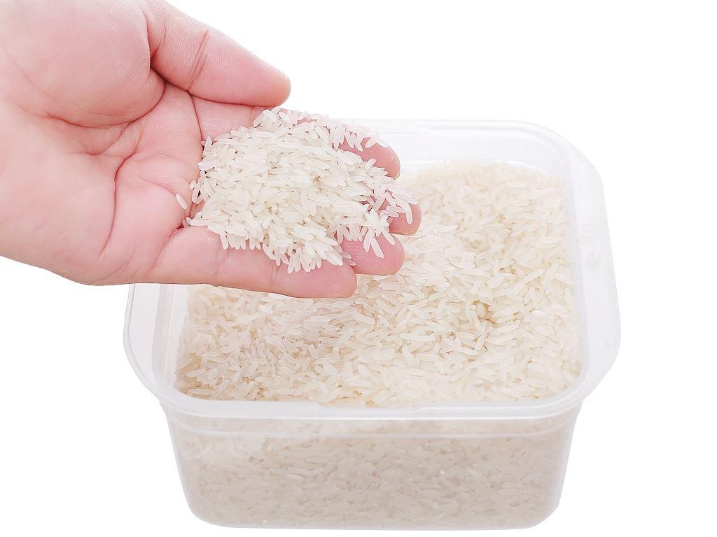 Gạo Tám thơm Meizan túi 5kg 3