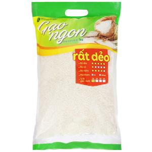 Gạo ngon Bách hoá XANH túi 5kg