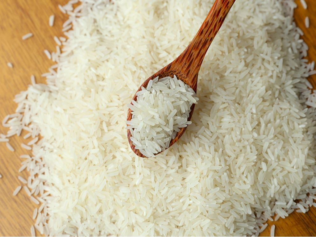 Gạo ngon Bách hoá XANH túi 5kg 4