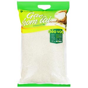 Gạo thơm lài Bách hoá XANH túi 5kg