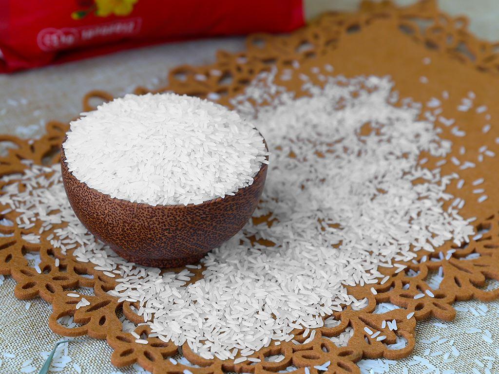Gạo thơm Vua Gạo Lúa Mùa túi 5kg 4