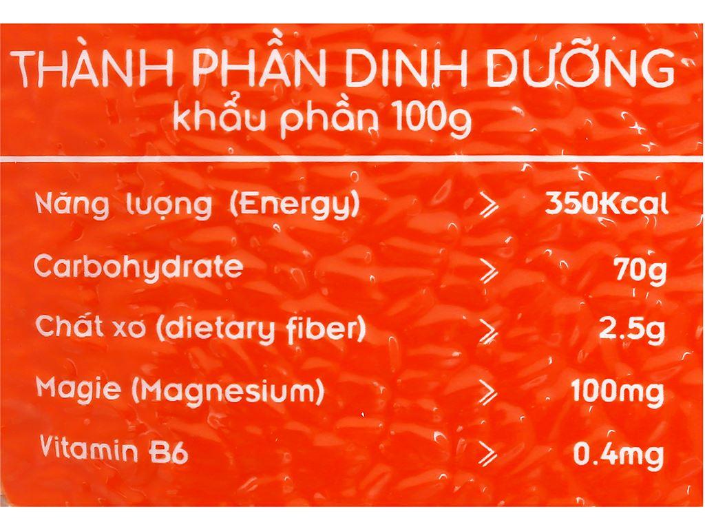 Gạo lứt Vinh Hiển túi 2kg 3