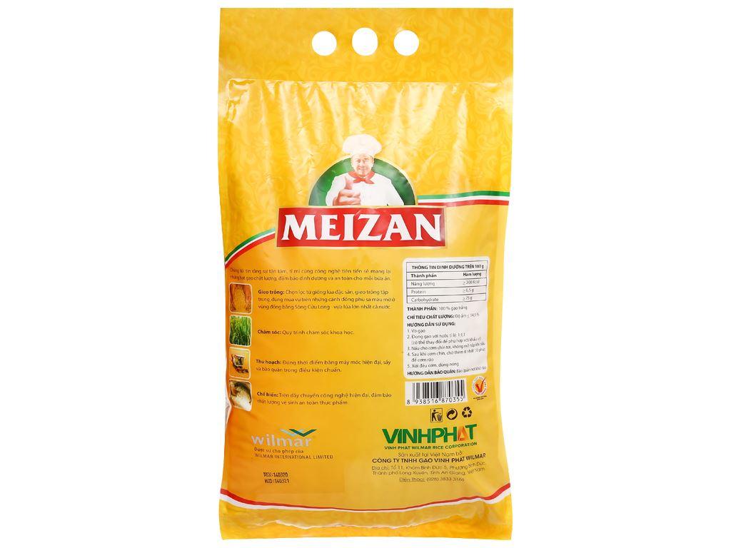 Gạo Meizan Nàng Thơm túi 5kg 2