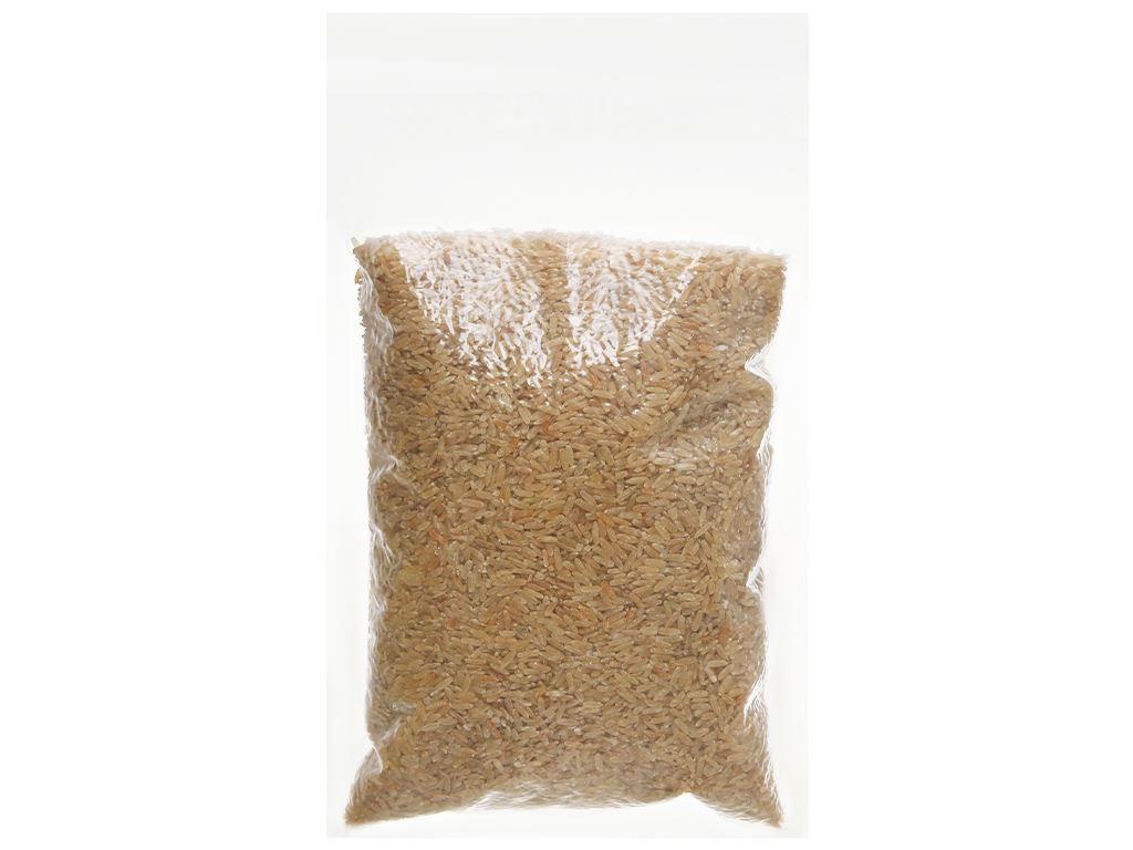 Gạo lứt đồ Ông Cụ túi 1kg 2