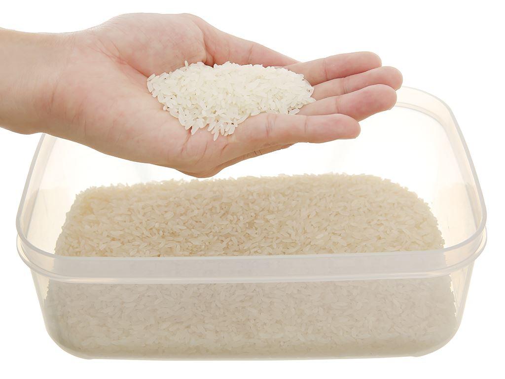Gạo Hoa Lúa xanh túi 5kg 3