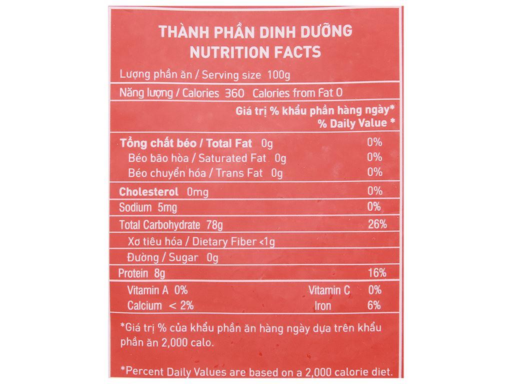 Gạo Hoa Lúa đỏ túi 2kg 5