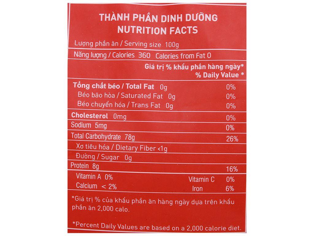 Gạo Hoa Lúa đỏ túi 5kg 5