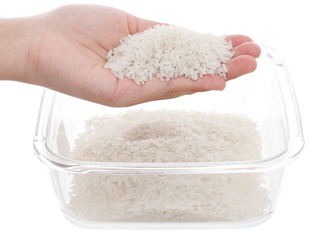 Gạo còn cám Home Rice túi 2kg 4
