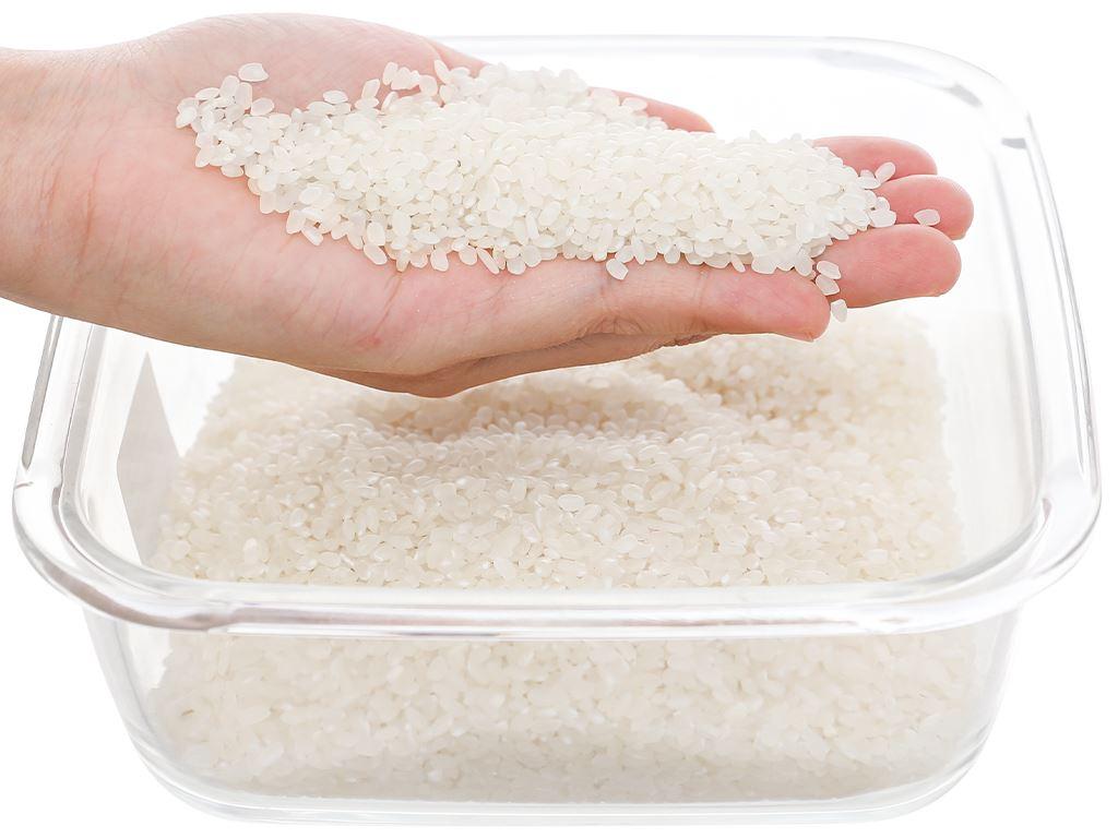 Gạo Nhật Japonica Home Rice túi 2kg 4