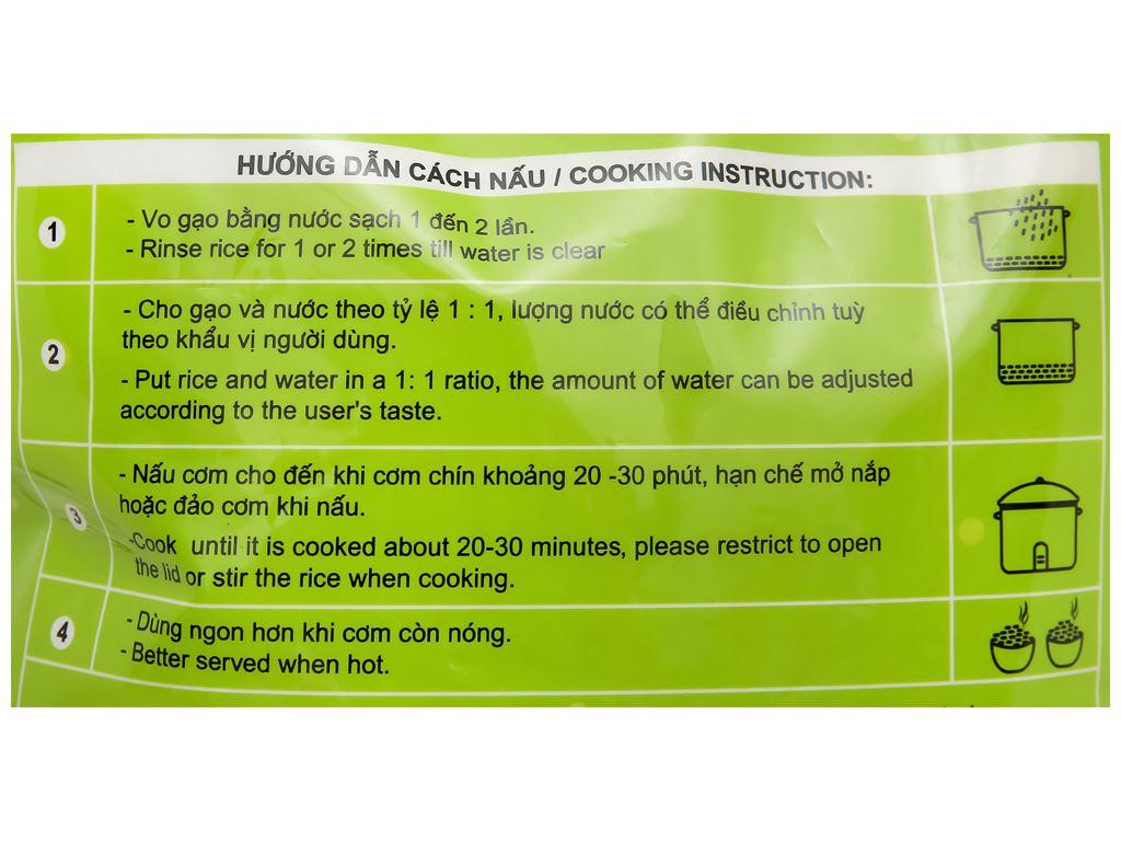 Gạo Home Rice Song Ngư túi 5kg 3