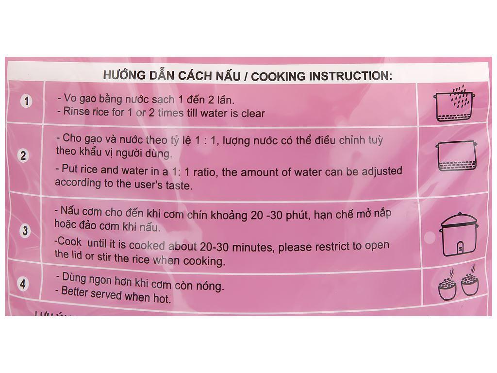 Gạo Home Rice Cự Giải túi 5kg 4