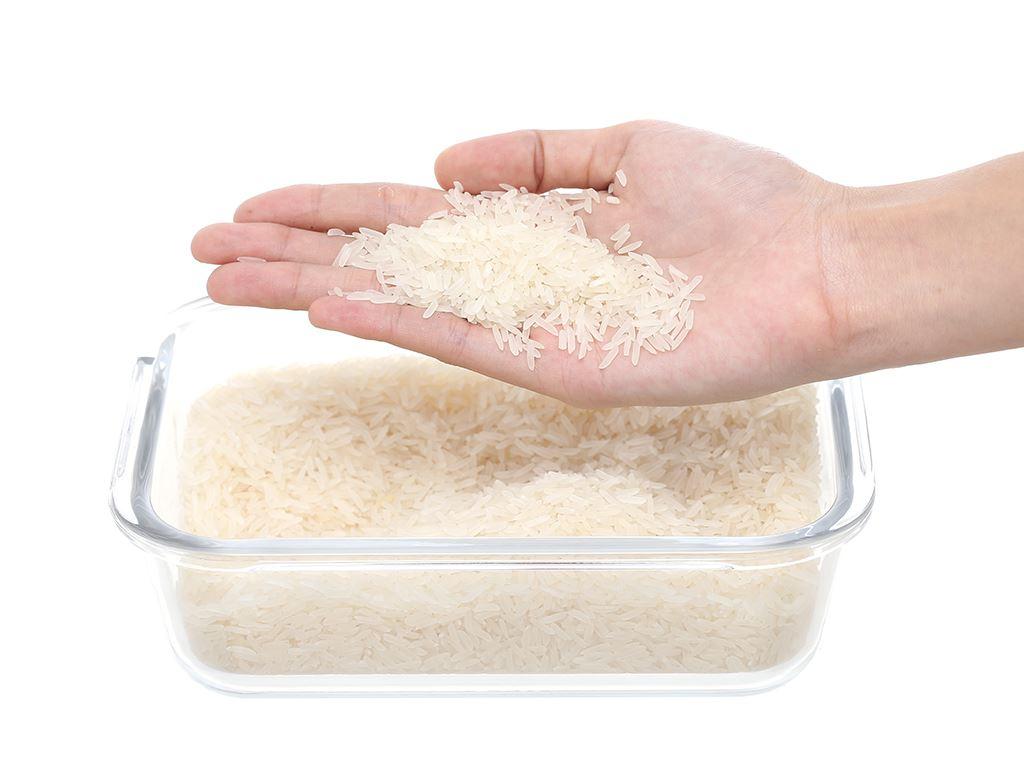 Gạo thơm A An ST25 túi 5kg 4