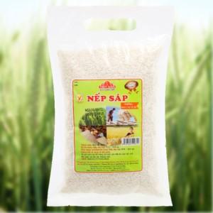 Nếp sáp Việt San túi 1kg