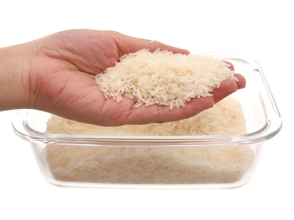 Gạo Hạt ngọc trời Bắc Đẩu túi 5kg 3