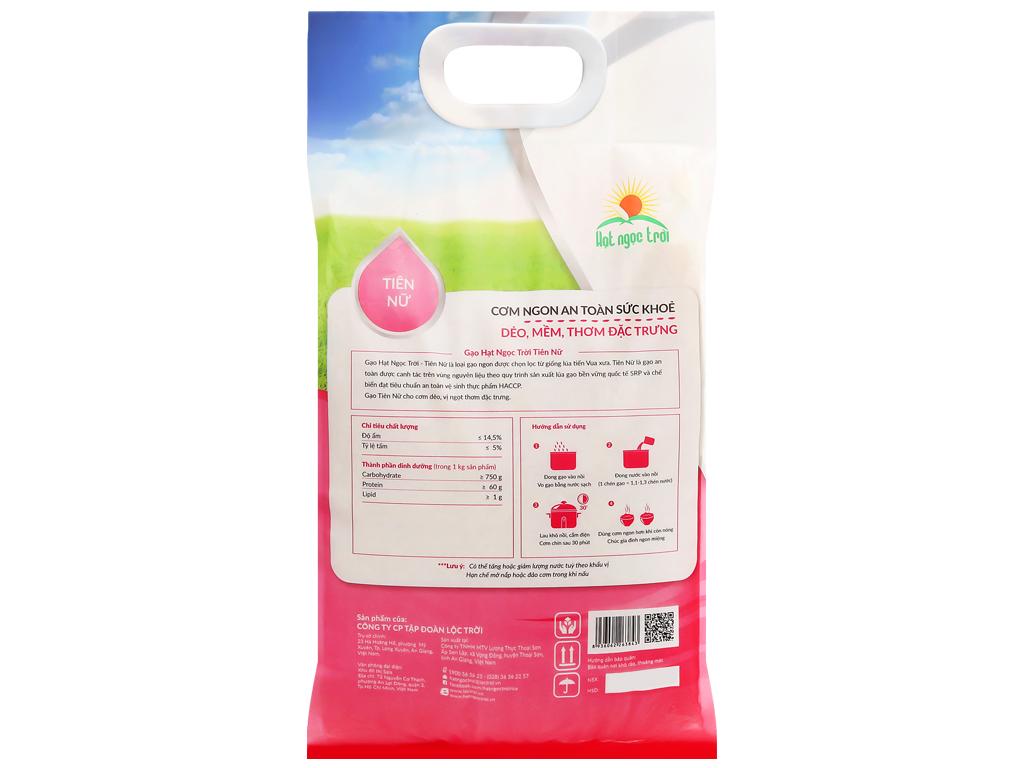 Gạo Hạt Ngọc Trời Tiên Nữ túi 5kg 6