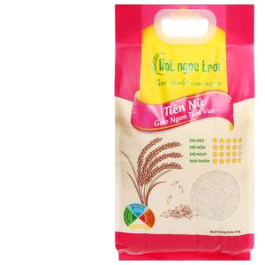 Gạo Hạt Ngọc Trời Tiên Nữ túi 5kg