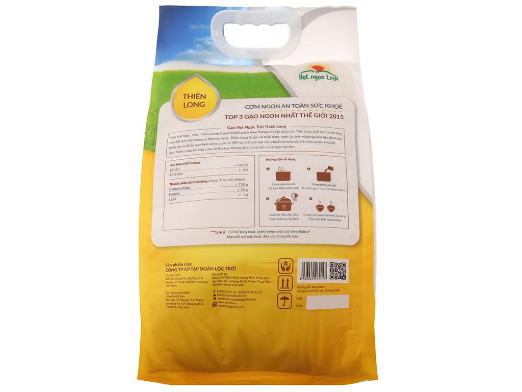 Gạo Hạt Ngọc Trời Thiên Long túi 5kg 2