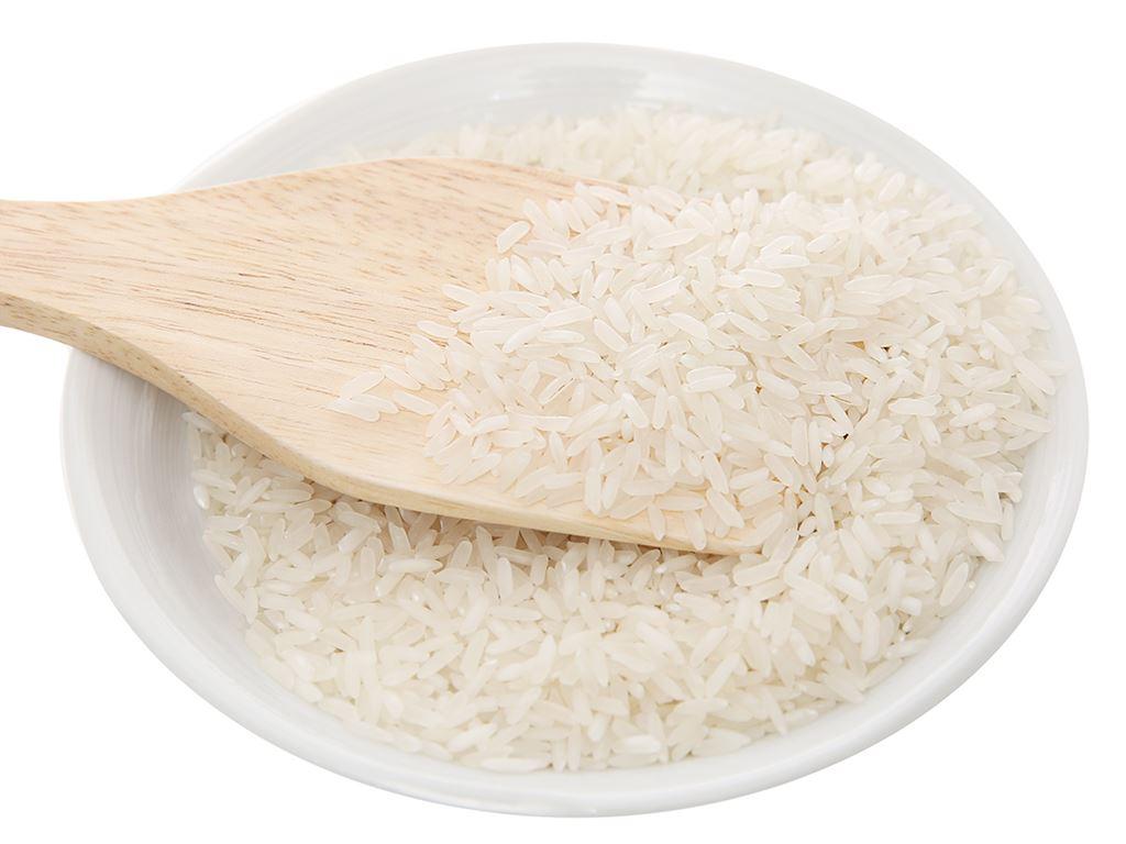Gạo trắng Lotus Rice túi 5kg 9