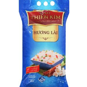 Gạo hương lài Thiên Kim túi 5kg