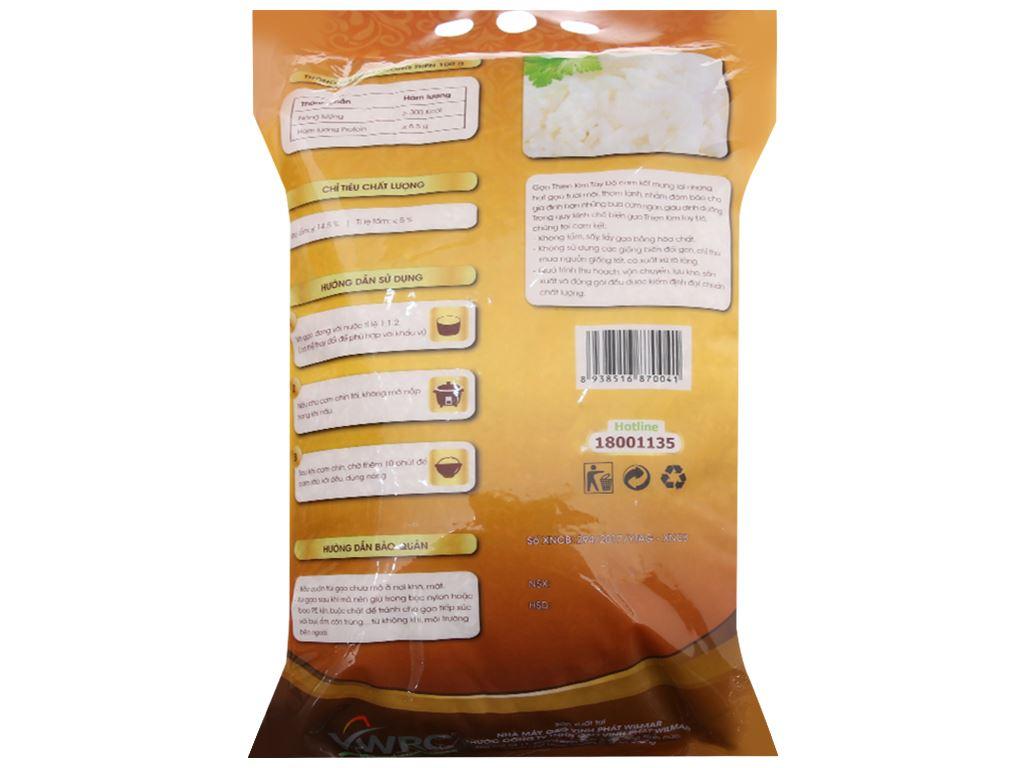 Gạo Thiên Kim Tây Đô túi 5kg 2