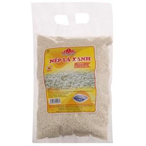 Nếp lá xanh Việt San 1kg