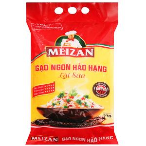 Gạo lài sữa Meizan túi 5kg
