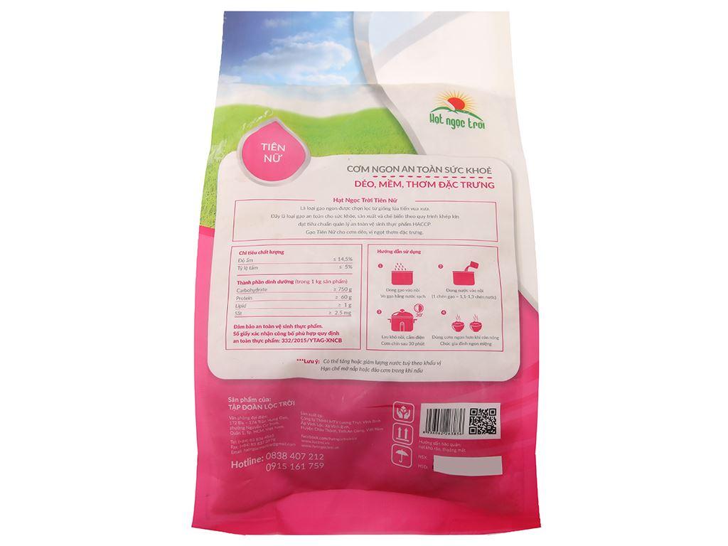 Gạo Hạt Ngọc Trời Tiên Nữ túi 2kg 2